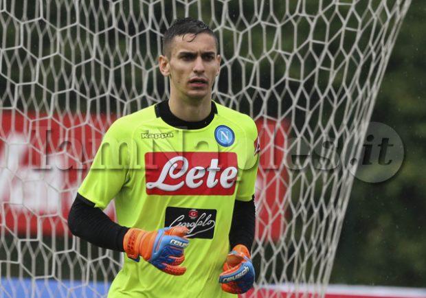 """SSC Napoli: """"Meret ha subito una frattura del terzo medio dell'ulna sinistra. E' stato immobilizzato"""""""