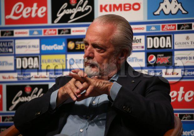 Tv Luna – Nessun summit di mercato a Roma con ADL. Il patron sarà questa sera al S.Paolo