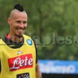 """Hamsik: """"Grande vittoria sulla Lazio, di cuore. Ha vinto la squadra ed abbiamo dimostrato la nostra forza"""""""