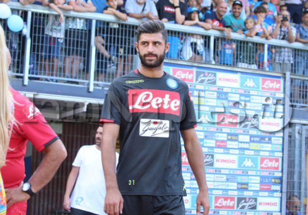 """Luperto, l'agente: """"Felice in caso di permanenza al Napoli, può giocarsela con tutti. Con Ancelotti…"""""""