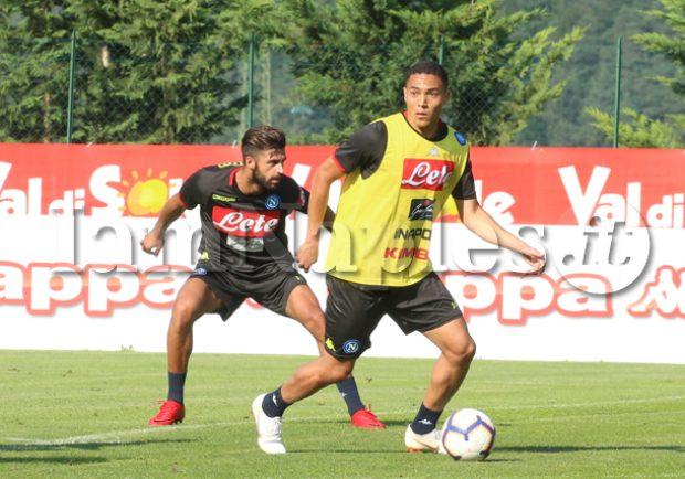 GdS – Napoli, Vinicius potrebbe ritornare e poi partire di nuovo: su di lui ci sono Monaco e Schalke 04