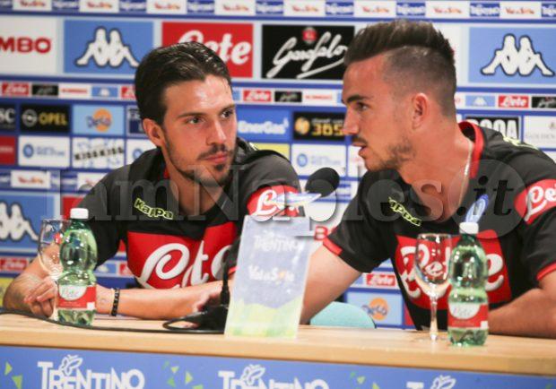 "VIDEO IAMNAPLES.IT – Verdi, Ruiz, Karnezis e Meret incontrano i tifosi: ""Napoli, lotteremo con la Juve!"""