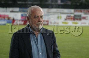 "De Laurentiis: ""Serie A in Cina? Inizierei a portare una nostra partita di cartello in Europa"""