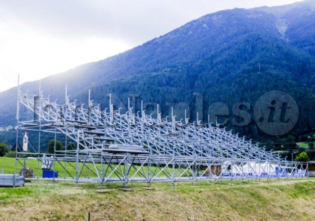 """APT Val Di Sole, Sacco: """"Il 14 alle ore 17.30 amichevole contro il Gozzano, costruita tribuna da 400 posti"""""""