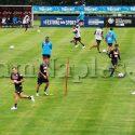 RILEGGI IL LIVE – Possesso palla e pressing, ecco com'è andato il primo allenamento firmato Ancelotti
