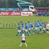 RILEGGI IL LIVE – Napoli-Gozzano 4-0: gli azzurri vincono e convincono, bene i nuovi acquisti
