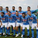 PHOTOGALLERY – Napoli-Gozzano 4-0, gli azzurri superano il primo test in Trentino