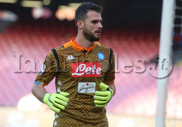 """Karnezis: """"E' stata una grande occasione per la mia carriera venire a Napoli. Genoa? Non bisogna sottovalutarli"""""""