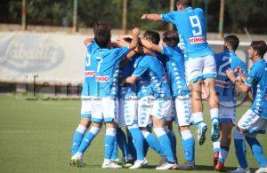 RILEGGI IL LIVE – Under 15 A e B: Palermo-Napoli 1-1 (27′ Spadaro, 17'st Marranzino), Gli azzurrini non riescono a sfruttare tutte le occasioni avute