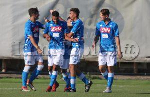 VIDEO IAMNAPLES.IT – Under 17, Ascoli-Napoli 1-3: la rete di Mancino che ha sbloccato la gara