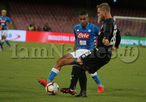 Allan-PSG, il Napoli cede solo di fronte ad una proposta indecente