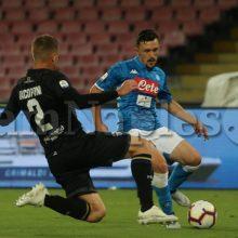 CdM – Udinese-Napoli, Mario Rui sarà risparmiato. A sinistra Hysaj
