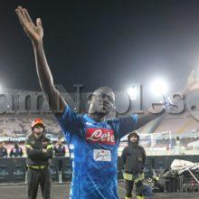 """Koulibaly: """"Il gol era evitabile ma ora faremo di tutto per arrivare in fondo all'Europa League"""""""