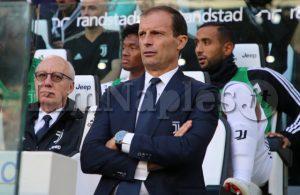 """Allegri: """"Dobbiamo continuare a vincere per allungare sul Napoli"""""""
