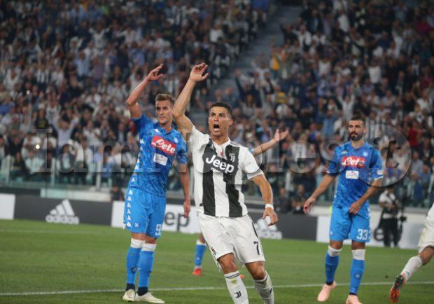 Calendario Napoli E Juve A Confronto.Juve Napoli E Inter A Confronto Il Calendario Piu Agevole