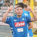 GRAFICO – Youth League, Stella Rossa-Napoli: in attacco la coppia Palmieri-Saporetti