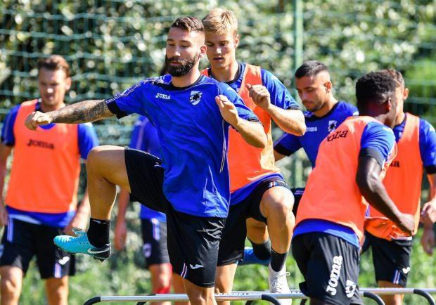 """Sampdoria, Tonelli: """"Penso solo a dare il massimo. Problemi per il riscatto? Solo politica"""""""