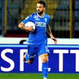 """Empoli, Caputo: """"Per salvarci servono altri goal e spero che vengano anche dagli altri. Bologna? Vincere sarebbe straordinario"""""""