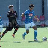 GRAFICO – Primavera Tim Cup, Cosenza-Napoli: ampio turn-over per Baronio