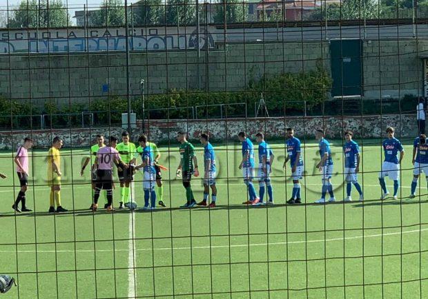 RILEGGI IL LIVE – Under 17, Napoli-Palermo 2-1: (45′, 57′ Montaperto, 59′ Di Dio)