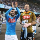 GRAFICO – Zurigo-Napoli: Ospina dovrebbe farcela, quattro cambi rispetto a Firenze