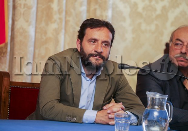 """Comune, l'ass. Borriello: """"Ci scusiamo a nome di tutta Napoli per l'atleta del Congo ferito. Cerimonia bellissima"""""""