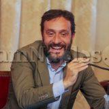 """Ass. Borriello: """"Convenzione? Con De Laurentiis ci siam stretti la mano"""""""