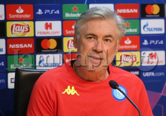 """RILEGGI IL LIVE – Ancelotti: """"Domani una gara da non sottovalutare, vogliamo far gol. Giocherà Chiriches"""""""