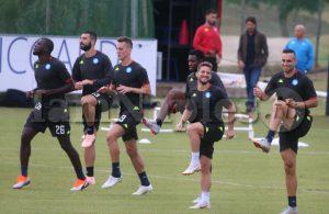 Udinese-Napoli, i convocati di Ancelotti per il match: out Insigne per un affaticamento muscolare