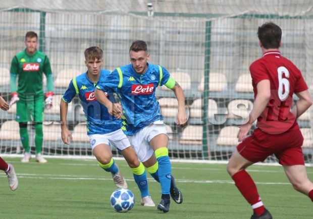 GRAFICO – Fiorentina-Napoli: Baronio sceglie Giuseppe Esposito, c'è il 3-5-2 con il dubbio Gaetano