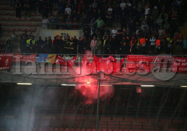 San Paolo semideserto anche in Europa League, con lo Zurigo previsti circa 20.000 spettatori