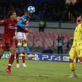 """Liverpool, Van Dijk: """"Dobbiamo imporre il nostro gioco, il Napoli ci ha messo in difficoltà"""""""