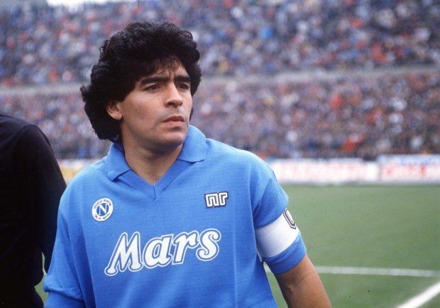 VIDEO – Giornata internazionale dei mancini, il Napoli celebra le magie di Maradona