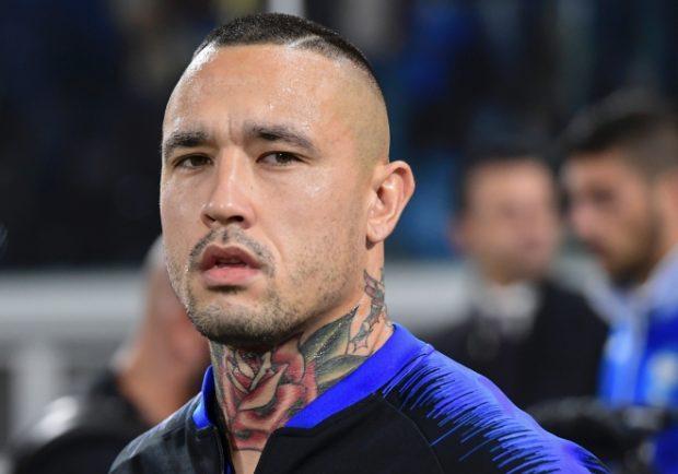 """Inter, Nainggolan ammette problemi extra campo: """"Patto con la società"""""""