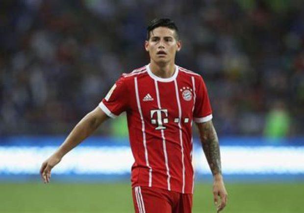 CdS – Ancelotti stima James Rodriguez, a Madrid per lui non c'è spazio e il Bayern può cederlo dopo il riscatto