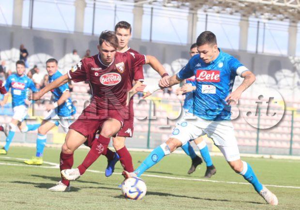 VIDEO IAMNAPLES.IT – Primavera 1, Napoli-Torino 0-2: gli highlights del match