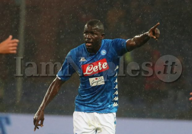 Dall'Inghilterra – Koulibaly pronto a lasciare il Napoli! Il Man.United ci riprova dopo gli ennesimi episodi di razzismo