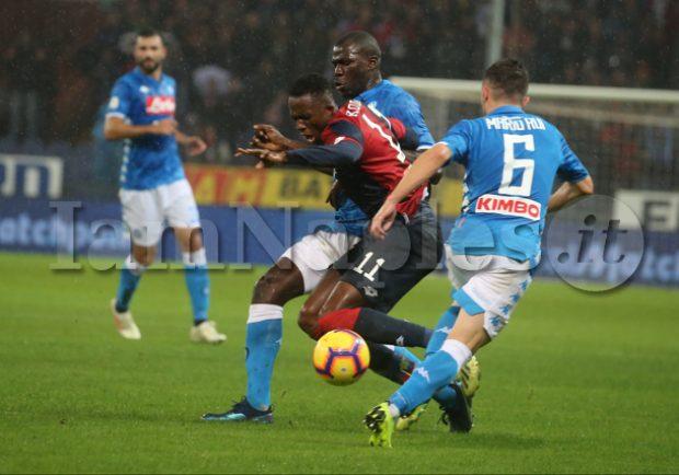 Sportitalia – Kouamè, Juve sul giocatore cercando di approfittare della fase di stand-by col Napoli
