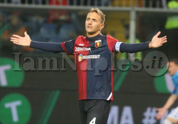 Da Genova – Verso Napoli-Genoa, le ultime in casa rossoblu: Criscito out, in dubbio Romero