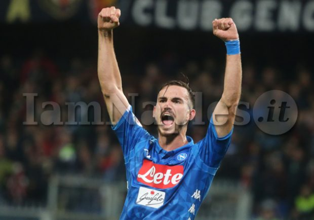 """SSC Napoli conferma: """"Fabiàn lascia il ritiro della Spagna a causa della febbre, rientrerà a Napoli appena sarà guarito"""""""
