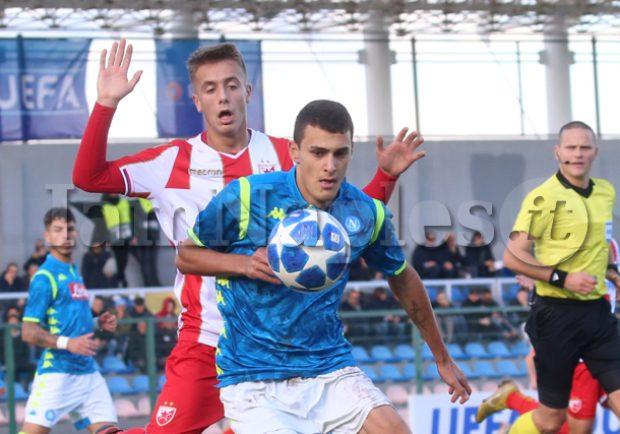 Primavera 1 – Napoli-Palermo, ecco le formazioni ufficiali del match