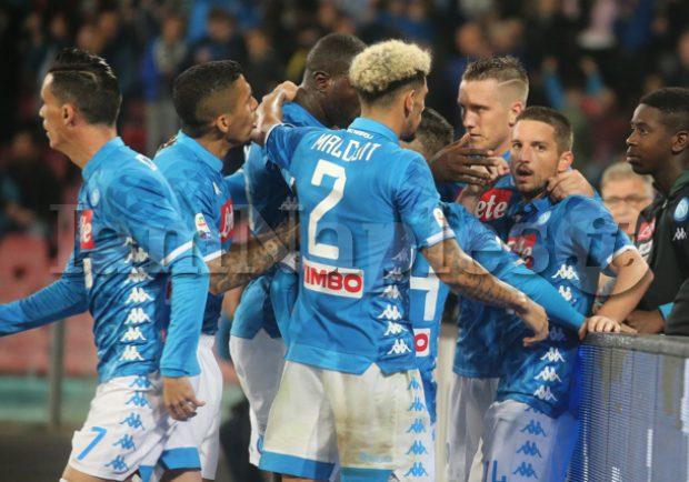 VIDEO – Il Napoli lancia un sondaggio sul gol azzurro più bello di ottobre: sono cinque i candidati