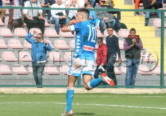 LIVE – Primavera 1: Torino-Napoli 5-2, (3′ e 89′ Rauti, 13′ e 27′ Gaetano, 17′ Petrungaro, 56′ De Angelis, 58′ Kone) chiudono il match i granata