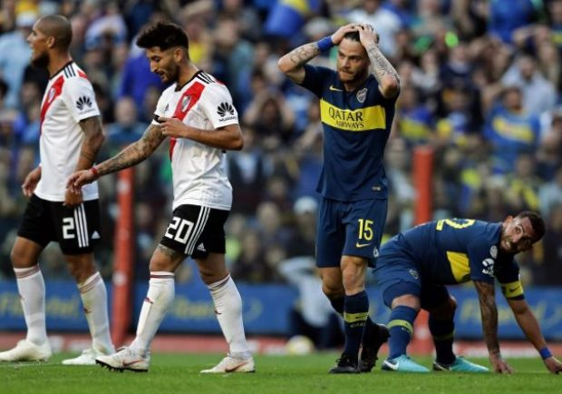 Copa Libertadores, Boca Juniors-River Plate 2-2: Pari-spettacolo alla Bombonera