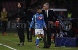 Cds – Napoli, Raiola ha promesso un posto al Psg ad Insigne: rapporto con Ancelotti mai decollato per il capitano azzurro