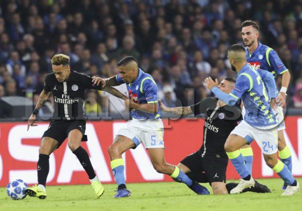 SKY – Neymar vuole Allan al PSG, ma non c'è ancora nessuna offerta