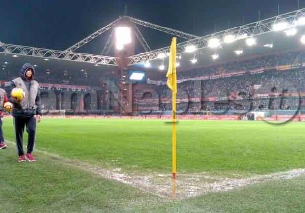 Genoa-Milan, il Comune di Genova chiede alla Lega di giocare in notturna