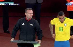 """Brasile, il c.t. Tite elogia Allan: """"Ha giocato con naturalezza e può migliorare la nostra squadra"""""""