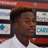 """Genoa, Perinetti: """"Kouame piace al Napoli, ma a gennaio non si muove"""""""