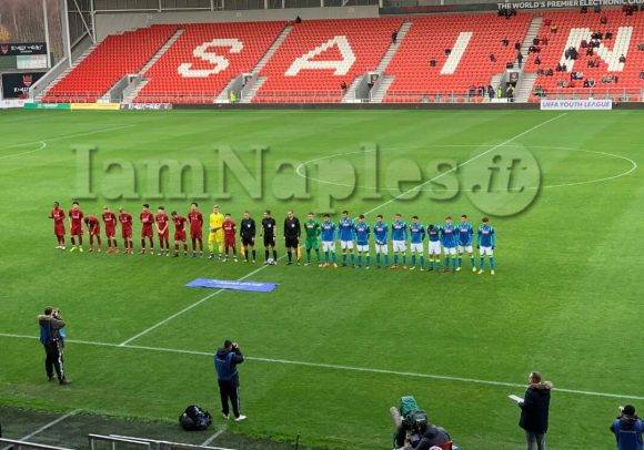 LIVE – Youth League, Liverpool-Napoli 0-0: è cominciato il match